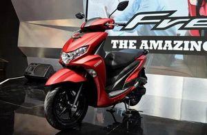 Bảng giá xe máy Yamaha tháng 4/2019: Yamaha FreeGo 125 'tham chiến'
