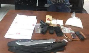 Công an quận 12 tấn công tội phạm ma túy