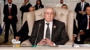 Chủ tịch Thượng viện được bổ nhiệm làm Tổng thống lâm thời Algeria