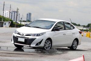 Toyota Vios lấy lại vị trí dẫn đầu top 10 ôtô bán chạy nhất tháng 3