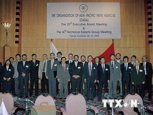 Thông tấn xã Việt Nam đóng góp tích cực vào hoạt động của OANA