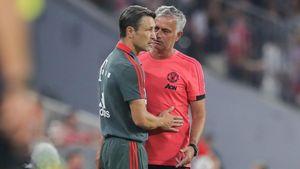 Jose Mourinho: Tôi hy vọng Kovac giữ được công việc tại Bayern