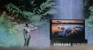 Samsung ra mắt TV QLED 8K tại Việt Nam, giá cao nhất 2,3 tỷ đồng
