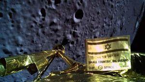 Israel thất bại đổ bộ tàu vũ trụ tư nhân xuống mặt trăng
