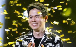 Phần thi của Eric Chien tại chung kết Asia's Got Talent 2019