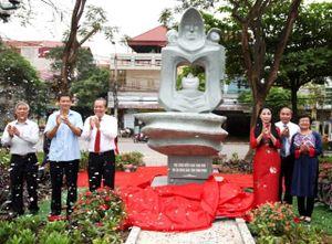 Khánh thành biểu tượng 'Lòng mẹ' tại Vĩnh Phúc