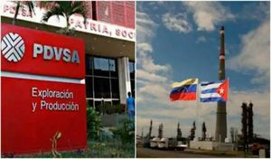 Venezuela vận chuyển dầu tới Cuba bất chấp nỗ lực ngăn cản của Mỹ