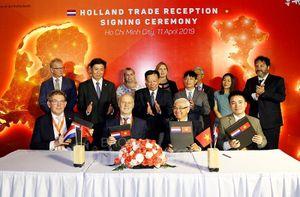 Hà Lan khám phá cơ hội kinh doanh bền vững tại TP. Hồ Chí Minh