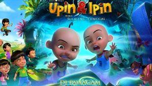 Upin và Ipin, cặp song sinh ngốn hơn 100 tỉ đến Việt Nam