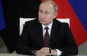 Bất ngờ với mức thu nhập vừa được công bố của Tổng thống Putin