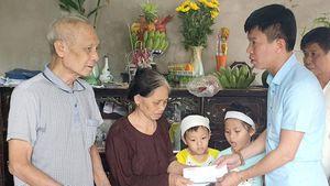 Hai trẻ mồ côi sau vụ tai nạn cướp mạng ba người
