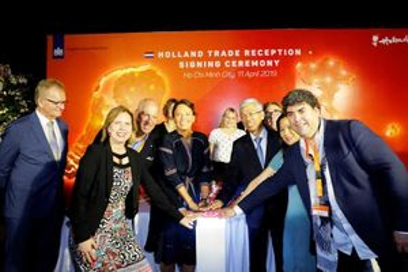 Hà Lan mang đến nhiều cơ hội kinh doanh ở TP.HCM