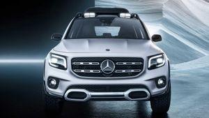 SUV cỡ nhỏ Mercedes-Benz GLB gây bất ngờ với thiết kế 7 chỗ