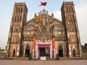 Bạn biết gì về 4 Vương cung thánh đường tại Việt Nam