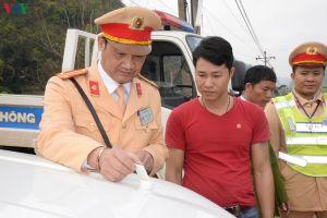 Chưa đơn vị vận tải nào tại Sơn La phát hiện lái xe sử dụng ma túy