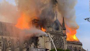 Các tỷ phú và nhiều quốc gia sẵn lòng hỗ trợ Pháp khôi phục Nhà thờ Đức Bà
