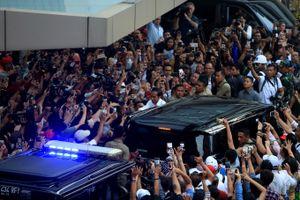 Tổng thống Indonesia Joko Widodo kêu gọi đoàn kết đất nước