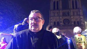 Nước Pháp ca ngợi người hùng lao vào 'biển lửa' giải cứu thánh tích Nhà thờ Đức Bà Paris
