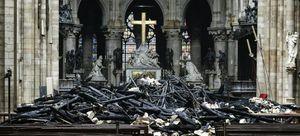 Nguyên kiến trúc sư trưởng của Nhà thờ Đức Bà nói về phục dựng sau cháy