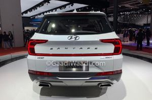 Hyundai Santa Fe phiên bản VIP ra mắt ở Trung Quốc