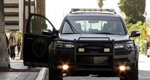Rao bán chiếc SUV của các 'siêu anh hùng' Marvel