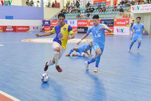 VCK giải futsal HDBank VĐQG 2019: Quảng Nam 'hạ đẹp' Thái Sơn Bắc