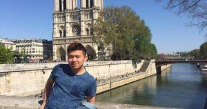 Du học sinh Việt tại Pháp: Bàng hoàng, xót xa khi Nhà thờ Đức Bà Paris bị cháy