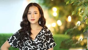 Uyên Bi xuất hiện trên sóng truyền hình trong vai trò người mẫu