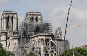Nhà thờ Đức Bà Paris không được bất kỳ hãng bảo hiểm nào chi trả