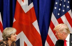 Sẽ không có hiệp định thương mại Mỹ - Anh nếu gây ra nhiều đảo lộn