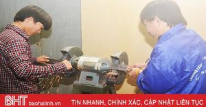 Hà Tĩnh tuyển sinh mới hơn 3.600 người học nghề