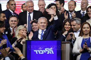 Thủ tướng Israel Netanyahu được chỉ định thành lập chính phủ mới