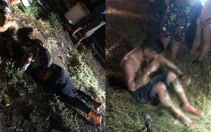 Kinh hoàng đôi nam nữ tự thiêu, bốc cháy như đuốc giữa bãi đất trống Sài Gòn