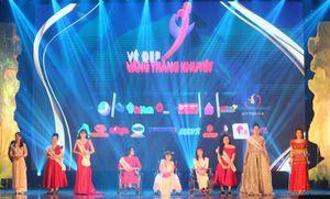 9 thí sinh tham dự chung kết liên hoan 'Vẻ đẹp vầng trăng khuyết'
