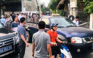 Khám xét nhà một lái tàu vụ ma túy cực lớn ở Nghệ An