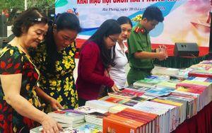 Nhiều hoạt động hưởng ứng Ngày sách Việt Nam tại các địa phương