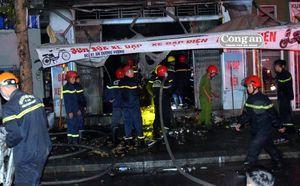 Vụ 3 người chết cháy tại TP Huế: Tiếng kêu cứu lịm dần trong biển lửa