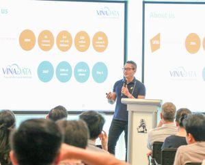 CEO VINADATA Vũ Minh Trí: 'Ngành điện toán đám mây có cơ hội tận dụng đến 60% GDP của Việt Nam'