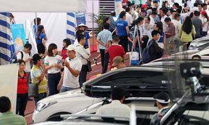 Sắp diễn ra Hội chợ mua bán ôtô lớn nhất Việt Nam