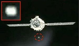 Phát hiện hai UFO bay lướt qua trạm vũ trụ Thiên Cung của Trung Quốc?