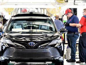 Các doanh nghiệp ôtô 'thấp thỏm lo âu' trước nguy cơ Mỹ áp thuế