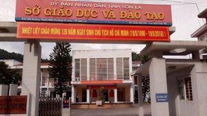 Gian lận điểm thi ở Sơn La: Giám đốc Sở GD&ĐT xin nghỉ phép dài ngày