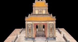 Google số hóa 3D di tích lăng vua Tự Đức để giới thiệu đến toàn thế giới