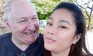 Chuyện tình ông lão 71 và cô gái kém 48 tuổi