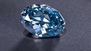 Botswana tiết lộ hình ảnh viên kim cương xanh 'hoàn hảo nhất thế giới'