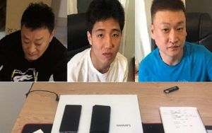 Triệt phá đường dây đánh bạc trăm tỷ do nhóm người Hàn Quốc cầm đầu
