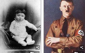 Bất ngờ về hình ảnh thời thơ ấu của Hitler và nhóm đồ tể phát xít