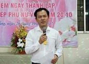 Ông Nguyễn Hữu Linh không liên lạc với chi bộ địa phương
