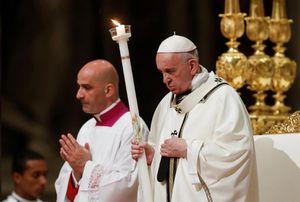 Giáo hoàng kêu gọi không chạy theo 'vẻ lấp lánh' của sự giàu có