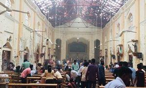 Đánh bom đẫm máu ở Sri Lanka đúng ngày lễ Phục sinh, hơn 400 người thương vong